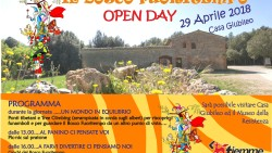 Open Day a Casa Giubileo 2018