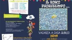 Volantino estate 2019